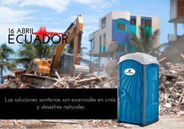 Terremoto Ecuador 16 de Abril